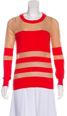 Marc by Marc Jacobs Stripe Long Sleeve Top