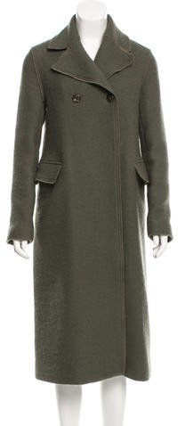 3.1 Phillip Lim 3.1 Phillip Lim Double-Breasted Wool Coat