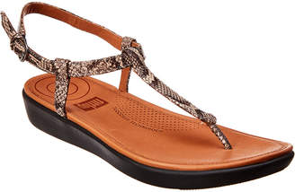 FitFlop Leather Thong Sandals