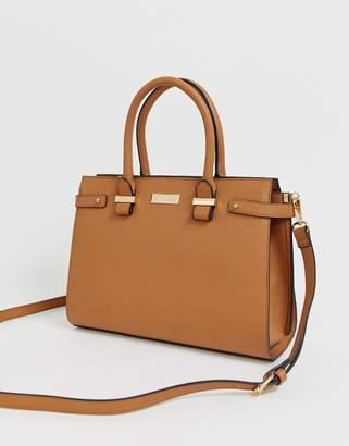 Carvela Charlotte structured tote bag