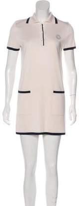 Hermes Silk Shift Dress