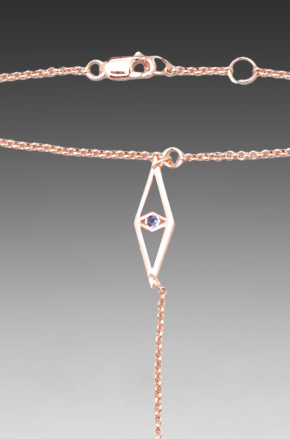 Jennifer Zeuner Jewelry Evil Eye Handchain