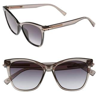 Marc Jacobs 54mm Gradient Lens Sunglasses