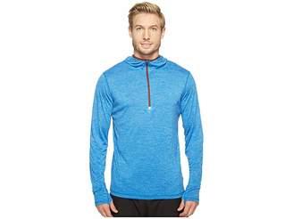 Prana Hardesty Hooded 1/4 Zip Men's Sweatshirt