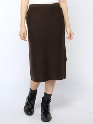 Doudou (ドゥドゥ) - DouDou ニットスカート パル グループ アウトレット スカート