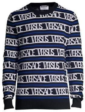 Versace Versus Branded Sweater
