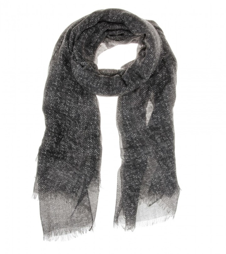 Dolce & Gabbana Wool and cashmere-blend scarf