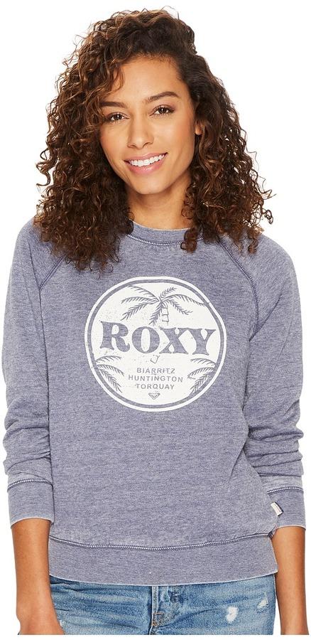 Roxy - Be Shore B Fleece Top Women's Clothing