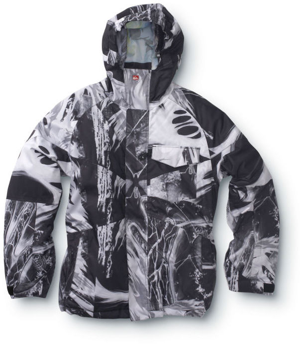 Quiksilver Travis Rice 10K Youth Jacket