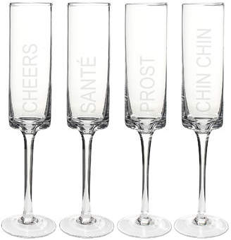 Cathy's Concepts Cathys Concepts Cheers! Champagne Flute