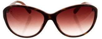 Paul Smith Tortoiseshell Gradient Sunglasses