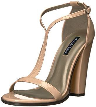 Michael Antonio Women's Jons-Pat Dress Sandal