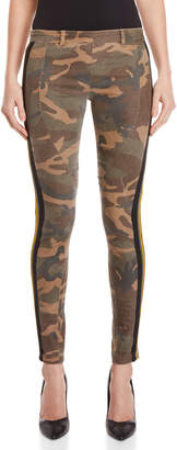 Faith Connexion Camo Side Stripe Leggings