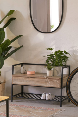 Urban Outfitters Kirby Storage Bench