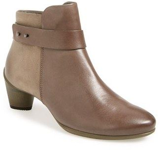 Women's Ecco 'Sculptured 45' Ankle Boot $169.95 thestylecure.com