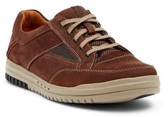Clarks Unrhombus Go Nubuck Sneaker