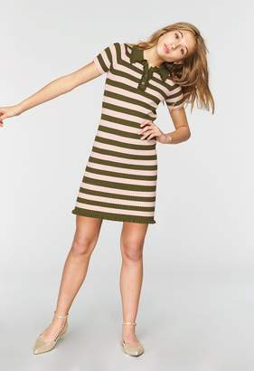 Milly Minis MillyMilly Ruffled Polo Dress