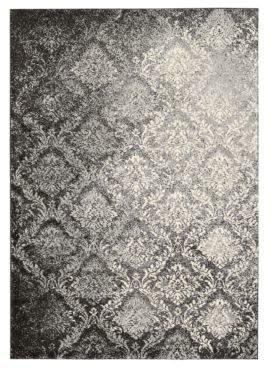 Kathy Ireland Home Santa Barbara Rug Collection- Grey