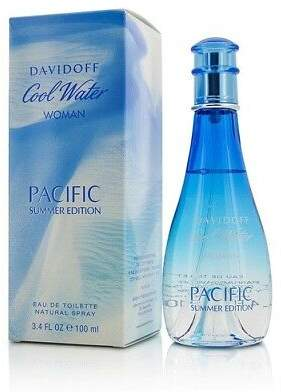 Davidoff NEW Cool Water Pacific Summer Edition EDT Spray 100ml Perfume
