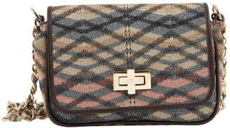 M Missoni Cloth crossbody bag