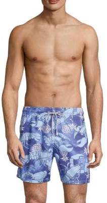 Vilebrequin Graphic Swim Shorts
