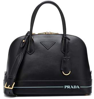 Prada Mirage leather shoulder bag