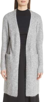 Acne Studios Raya Long Mohair Blend Cardigan
