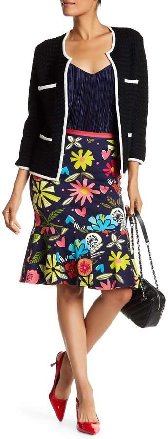 Trina Turk Alina Floral Skirt