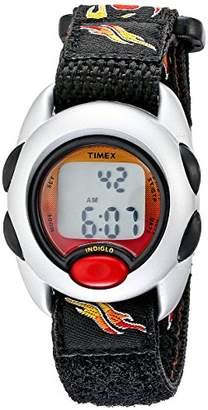 Timex Boys T78751 Time Machines Digital Fast Wrap Velcro Strap Watch