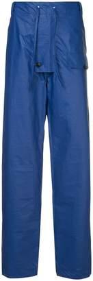 Walter Van Beirendonck drawstring trousers