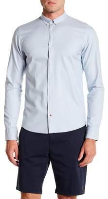 Scotch & Soda Slim Fit Oxford Shirt