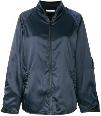 6397 Silky Bomber Jacket