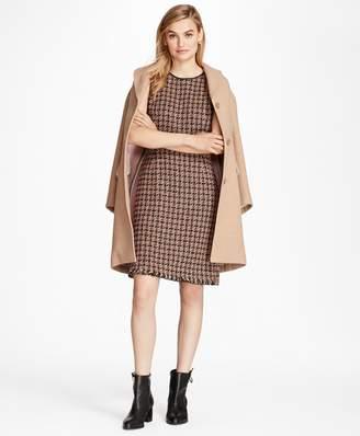 Brooks Brothers Boucle Sheath Dress