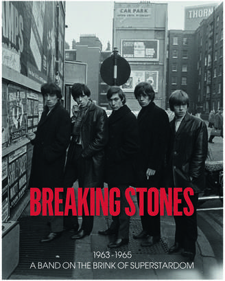 Acc Distribution Breaking Stones 1963-1965: A Band on the Brink of Superstardom