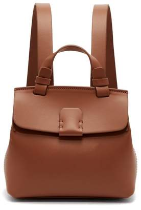 Nico Giani - Hoodia Leather Backpack - Womens - Tan
