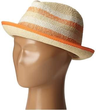 Roxy Big Swell Stripe Fedora Fedora Hats
