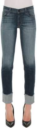 J Brand Hipster Jeans