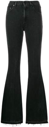 Golden Goose high waisted flared jeans