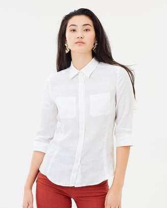 Max Mara Foster Shirt