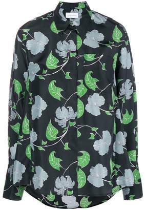 Christian Wijnants floral print shirt