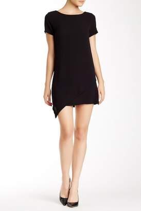 Dee Elly Asymmetrical Shift Dress