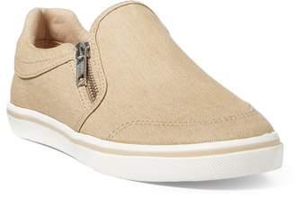 Ralph Lauren Jeorgia Denim Slip-On Sneaker