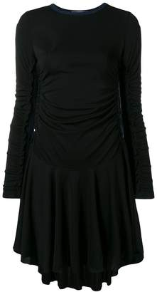 See by Chloe ruched detail short dress