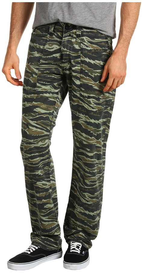 Lrg L-R-G - OG Army Chino TS Pant (Tiger Camo) - Apparel