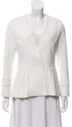 Andrew Gn Tailored Pleated Blazer
