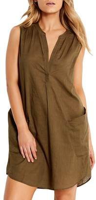 Seafolly Palm Beach Cover-Up Dress