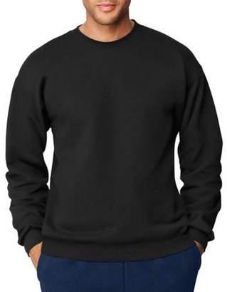 Hanes Big Men's Ultimate Heavyweight Fleece Sweatshirt