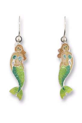 Zarah Mermaid Earrings