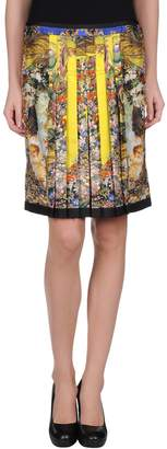 Roberto Cavalli Knee length skirts