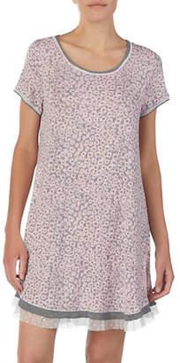 Kensie Daisy-Print Sleepshirt